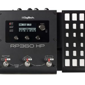 DigiTech RP360 XP Multi Effects Guitar Processor w/Expression Pedal and USB