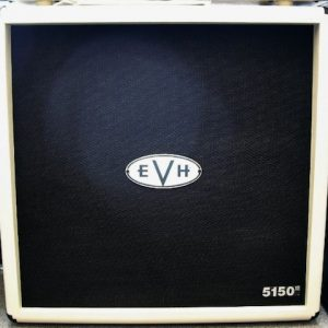 EVH® 5150 III 4x12 Cabinet Ivory