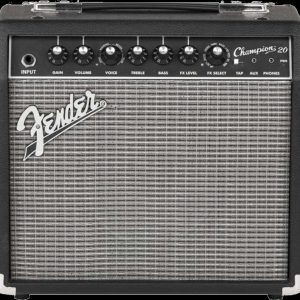 Fender® Champion 20 Guitar Combo Amp 20 Watts
