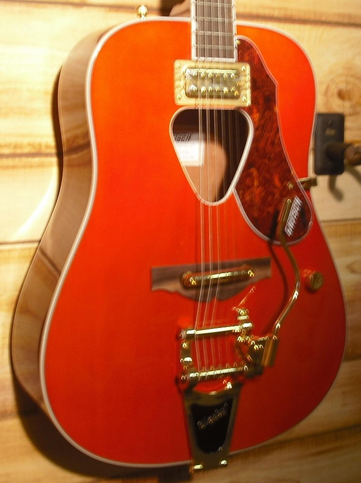 Gretsch® G5034TFT Rancher Fideli'Tron Dreadnought Acoustic-Electric w/Bigsby