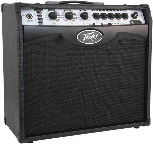 Peavey Vypyr® VIP 2 40 Watt Guitar Bass Acoustic Modeling Combo Amplifier