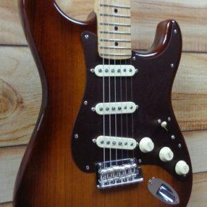 2017 Fender® Limited Edition Shedua Top Stratocaster® w/Case